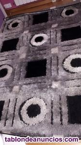 Mesa de sala más alfombra