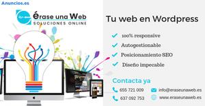 Tu Web En Wordpress Personalizada