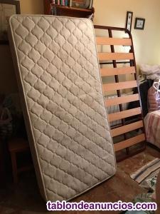 Vendo colchón y somier