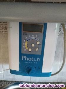 Vendo ionizador de agua alcalina photon water life