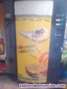 Vendo maquina de sandwich calientes