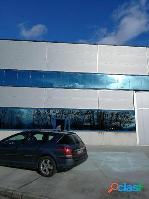 Venta o alquiler Nave industrial Camponaraya