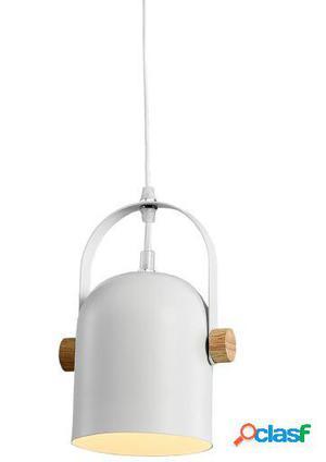 Wellindal Lámpara De Suspensión Aurica Blanco