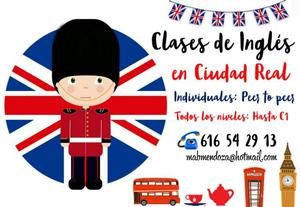 CLASES INGLÉS INDIVIDUALES CURSO
