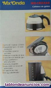 Cafetera electrica de goteo