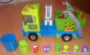Camión de los basurillas