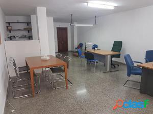 ALQUILER DE OFICINA CENTRO DE ALICANTE