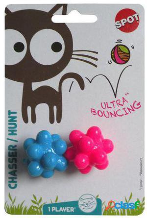 Agrobiothers Catnip Chew Balls Cat Toy 3x250 GR