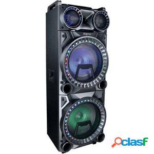 Altavoz approx monster party pro+ - 200w - fm - usb/sd - bt