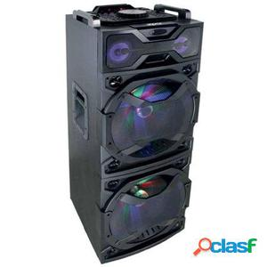 Altavoz approx monster party prodj - 500w - 2*fm - 2*usb/sd