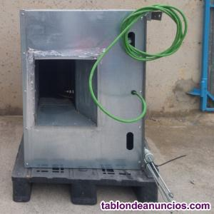Extractor de humos casals  horas