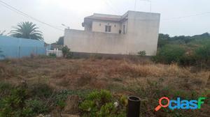 Maravilloso terreno para construir tu hogar !!!!