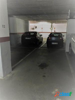 Plaza de garaje en urbanización de San Blas