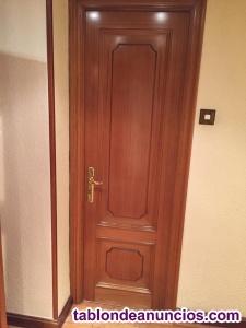 Puertas de madera para interior