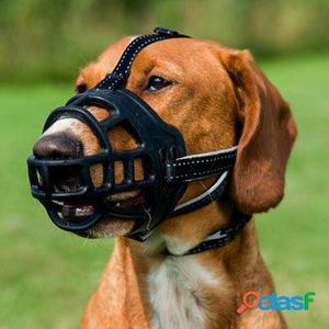 Trixie Bozal Flexible de Silicona para Perros L 200 GR