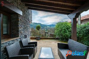 Venta de casa con terreno en San Felices de Buelna