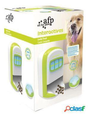 AFP Dispensador Luky Snack Fetchén Treat Interactive 1.625