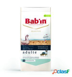 Bab'in Pienso para Perros Sensitive Adult Light 12 KG