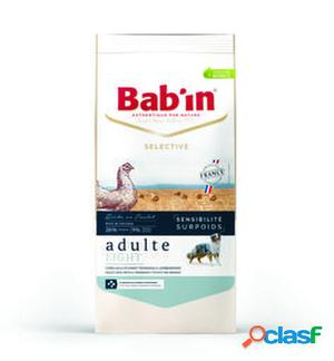 Bab'in Pienso para Perros Sensitive Adult Light 3 Kg