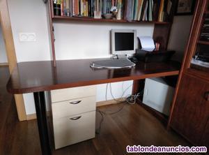 Conjunto muebles de despacho