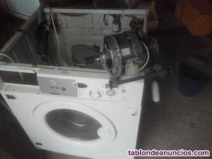 Despiece lavadora fagor