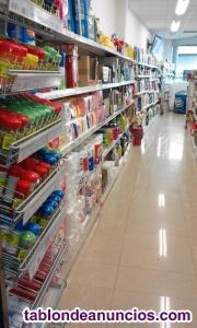 Estanterias de supermercado