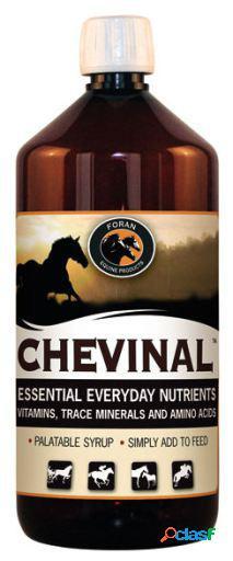 Foran Suplemento multivitaminico para caballos Chevinal Plus