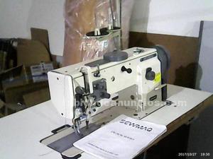 Maquina de coser industrial sewmag