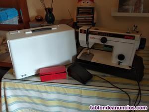 Máquina de coser eléctrica alfa