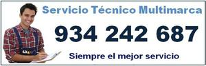 Servicio Técnico Zanussi La Roca del Vallès Tlf.