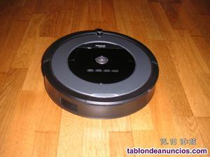 Vendo aspirador robot modelo roomba modelo 866 como nuevo