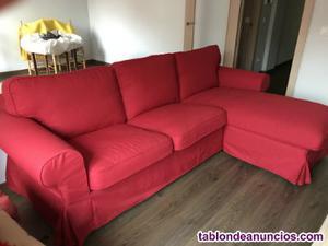 Vendo sofa cheslong nuevo