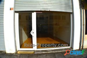ALQUILER - Local comercial en Ibiza