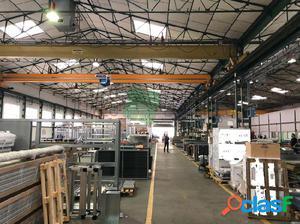 Alquiler y Venta de Nave Industrial en Fuenlabrada, en el