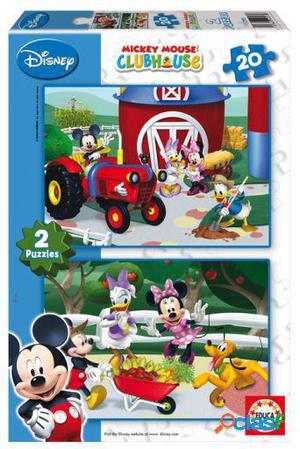 Disney 2X20 Mickey Mouse Club House