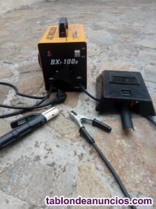 Equipo soldadura de electrodos