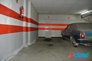 Plaza de garaje en Sagasta