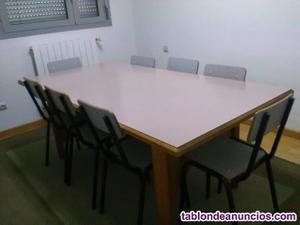 Se vende mobiliario de academia