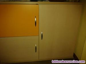 Comoda para habitacion 110x70x50 cms.