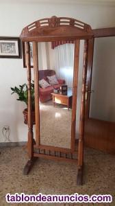 Espejo antiguo vintage