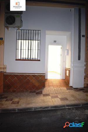 Local adaptado como apartamento de 1 dormitorio en el
