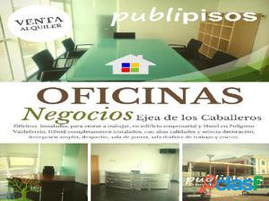 Ocasión Oficinas nuevas y equipadas en Ejea de los