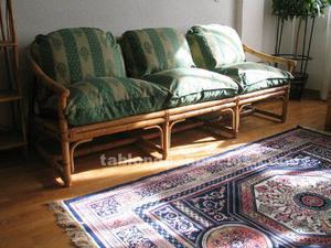 Sofa de bambú