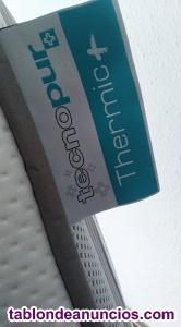 Vendo colchón viscoelástico marca thermic