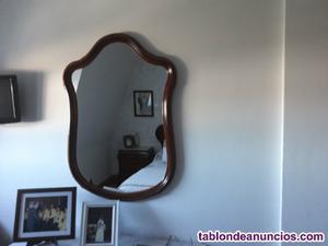 Vendo habitación madera buena calidad perfecto estado