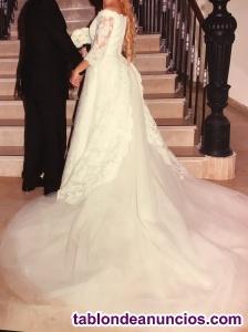 Vendo traje de novia