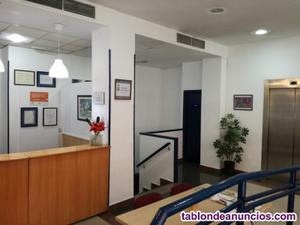 Clinica. Alquila gabinetes equipados para consultas
