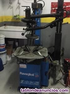Se vende maquinaria de taller
