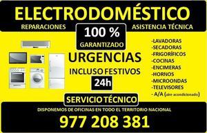 Servicio Técnico Candy Tarragona Telf.