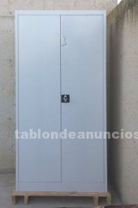 Armario metálico 95x50x195cm